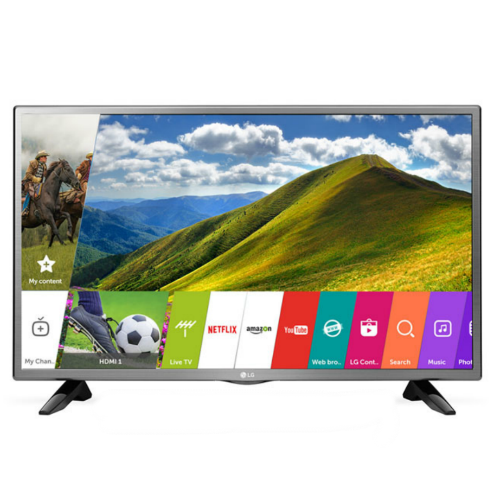 LG 32LJ573D 32 (80cm) HD SMART LED TV Price in India - buy LG