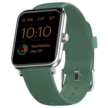 buy NOISE SMART WATCH COLORFIT PRO 3 SMOKE GREEN :Smart Watches & Bands