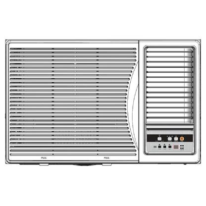 buy PANASONIC AC CWLN181AM (3 STAR) 1.5T WIN :Panasonic