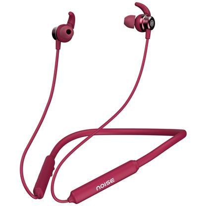 buy NOISE BT TUNE ACTIVE PLUS GARNET PURPLE :Noise