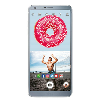 buy LG MOBILE G6 LGH870DS 4GB 64GB PLATINUM :LG