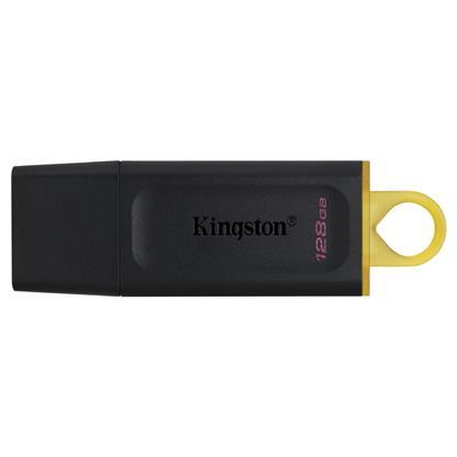 buy KINGSTON 128GB PENDRIVE USB 3.2 DT EXODIA BLK YELLOW :Pendrive