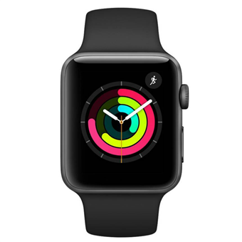 buy APPLE WATCH SERIES 3 MQKV2HNA 38MM SGRY :Apple
