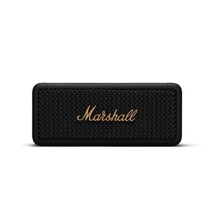 buy MARSHALL EMBERTON PORTABLE BT SPEAKER BLACK BRASS :Portable Speaker