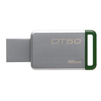 buy KINGSTON 16GB USB 3.0 DT 50 METAL :Kingston