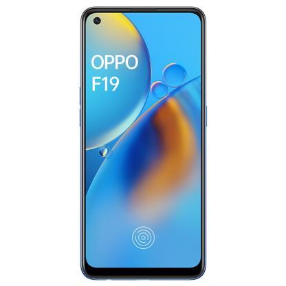 buy OPPO MOBILE F19 CPH2219 6GB 128GB MIDNIGHT BLUE :Oppo