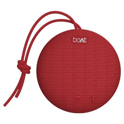 buy BOAT BT SPEAKER STONE 193 RED :Portable Speaker