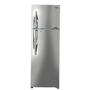 buy LG GLC372RPZU 335Ltr Frost Free Refrigerator (Shiny Steel)