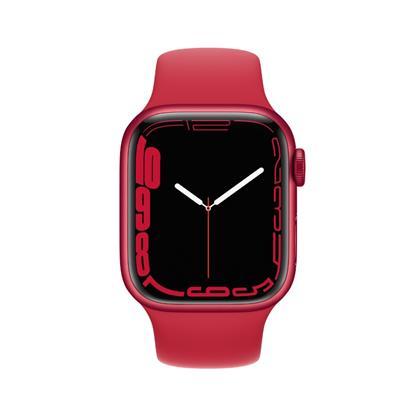 buy APPLE WATCH S7 41MM RED AL RED SP GPS MKN23HN/A :Apple Watch