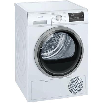 buy SIEMENS DRYER WT46N203IN WHITE (7.0 KG) :7 Kg