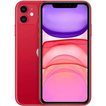 buy IPHONE MOBILE 11 64GB (PRODUCT) RED :Apple