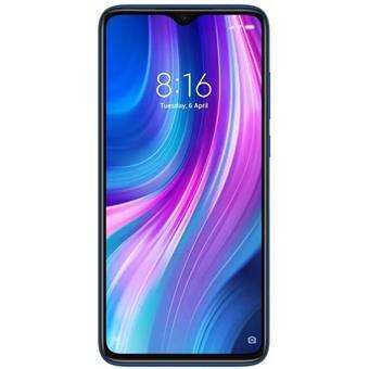 buy REDMI MOBILE NOTE 8 PRO 6GB 64GB ELECTRIC BLUE :XIAOMI