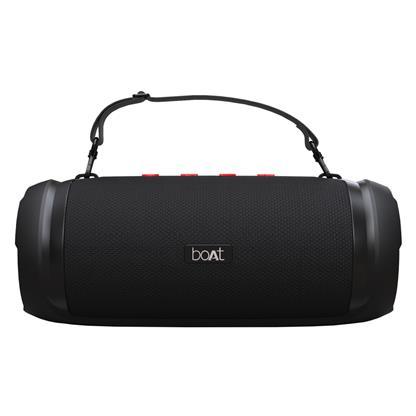 buy BOAT BT SPEAKER STONE 1508 ACTIVE BLACK :Black