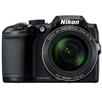 buy NIKON STILL CAMERA B500 BLACK :Nikon