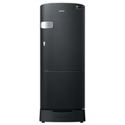 buy Samsung RR20M1Z2XBS 192Ltr Direct Cool Refrigerator (Black)