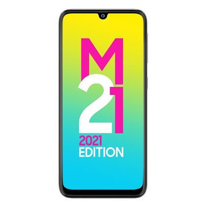 buy SAMSUNG MOBILE GALAXY M21 2021 M215GD 4GB 64GB BLACK :Lithium Polymer