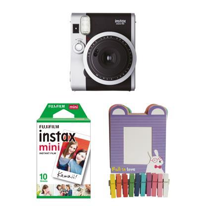 buy FUJIFILM INSTAX CAMERA MINI 90 PLUS NEO CLASSIC :Fujifilm