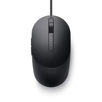 buy DELL LASER WIRED MOUSE MS3220 BLACK :Dell