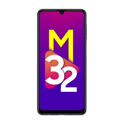 buy SAMSUNG MOBILE GALAXY M32 M325FB 4GB 64GB BLACK :Black