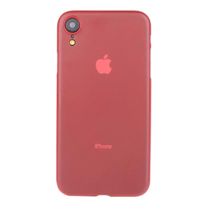 """buy Stuffcool Thins Ultra Slim Back Case Cover for Apple iPhone XR 6.1"""" (2018) - Red :Stuffcool"""
