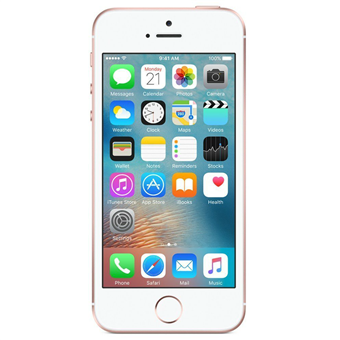 buy IPHONE MOBILE SE 128GB ROSE GOLD :Apple