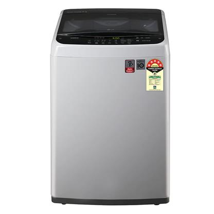 buy LG WM T80SPSF2Z MIDDLE FREE SILVER (8.0 KG) :Fully Automatic