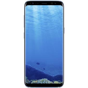buy SAMSUNG MOBILE GALAXY S8 PLUS G955FD 4GB 64GB CORAL BLUE :Samsung