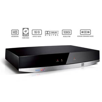 buy TATA SKY HDPVR RECORDING SET TOP BOX HINDILITE HD PACK (1M) :TATASKY