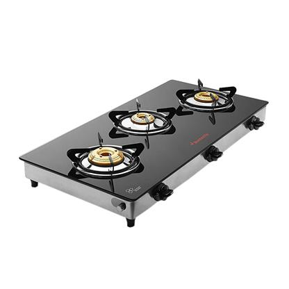 buy BUTTERFLY WAVE SS 3B GAS STOVE COOKTOP :Butterfly