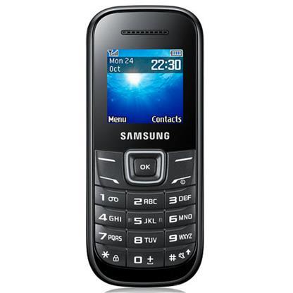 buy SAMSUNG MOBILE GURU E1200 BLACK :Samsung