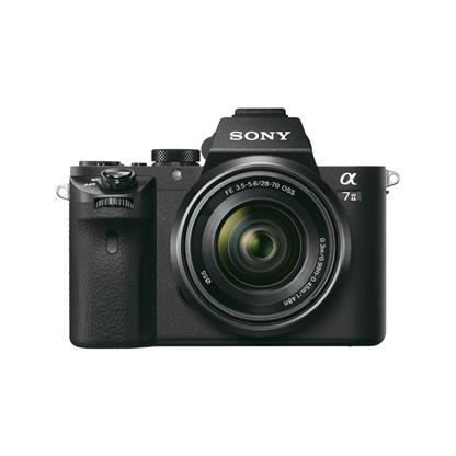 buy SONY DSLR CAMERA ILCE 7M2KBQ 28-70 MM LENS :Sony