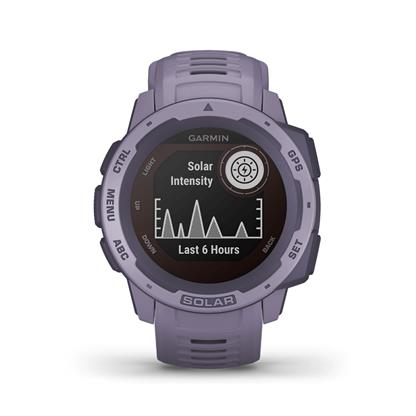 buy GARMIN INSTINCT SOLAR ORCHID :Smart Watches & Bands