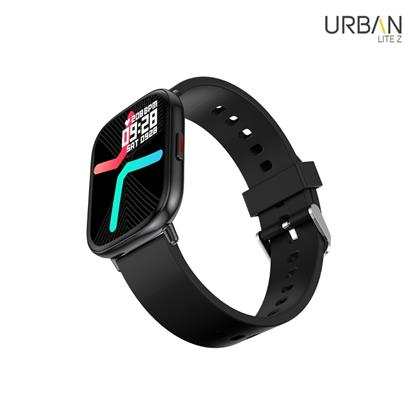 buy URBAN SMARTWATCH URBAN LITE Z BLACK :Smart Watches & Bands
