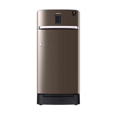 buy SAMSUNG REF RR21A2F2YDX LUXE BROWN (198) :Toughened Glass