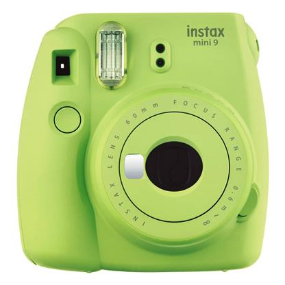 buy FUJIFILM INSTAX CAMERA MINI 9 PLUS LIME GREEN :Fujifilm