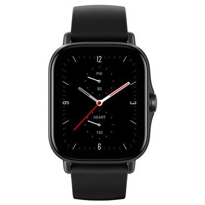 buy AMAZFIT SMART WATCH GTS 2E ODSIDIAN BLACK :Smart Watches & Bands