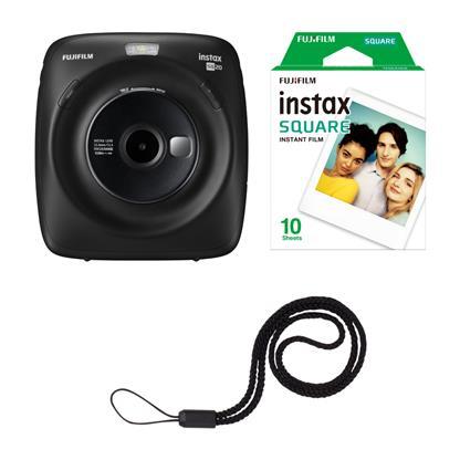 buy FUJIFILM INSTAX CAMERA SQ 20 PLUS BLACK :Instant Camera
