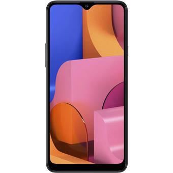 buy SAMSUNG MOBILE GALAXY A20S A207FD 4GB 64GB BLACK :Samsung