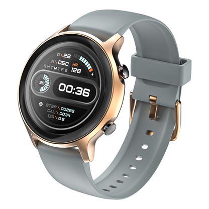buy NOISE FIT ACTIVE SMART WATCH ZESTY GREY :Smart Watches & Bands