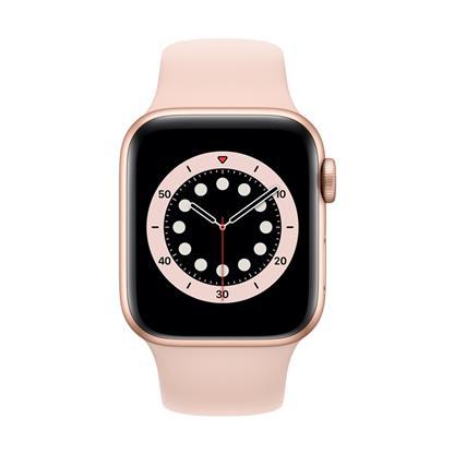 buy APPLE WATCH S6 40MM GLD AL PS SP CEL M06N3HN/A :Apple