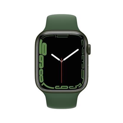 buy APPLE WATCH S7 45MM GRN AL CLVR SP GPS MKN73HN/A :Apple Watch