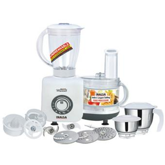 buy INALSA FOOD PROCESSOR MAXIE MARVEL 800W :Inalsa