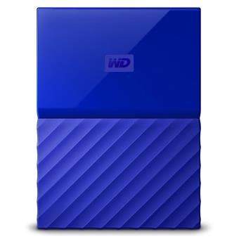 buy WESTERN DIGITAL HDD MY PASSPORT 1TB BLUE WORLDWIDE :Western Digital
