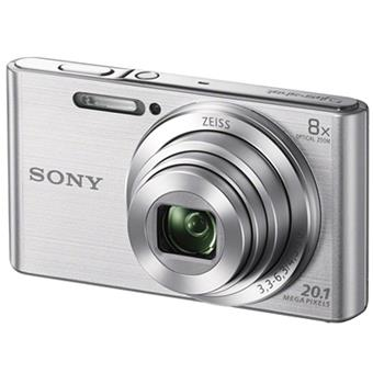 buy SONY STILL CAMERA DSCW830 SILVER :Sony