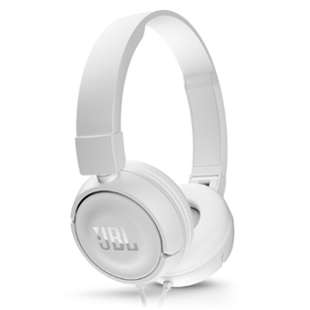buy JBL HEADPHONE T450 WHITE :JBL