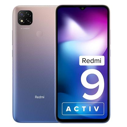 buy REDMI MOBILE 9 ACTIV 4GB 64GB METALLIC PURPLE :Metallic Purple