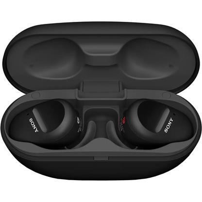 buy SONY TWS NOISE CANCELLING BUDS WF-SP800N/BM BLACK :Sony