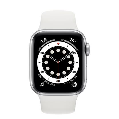 buy APPLE WATCH S6 44 SIL AL WT SP GPS M00D3HN/A :Apple