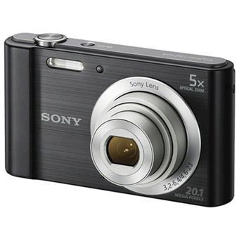 buy SONY STILL CAMERA DSCW800 BLACK :Sony