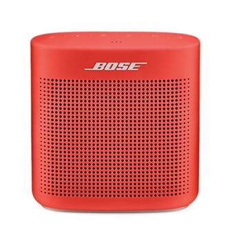 buy BOSE SPEAKER SOUNDLINK COLOR BT SPKR II AQT RED :Bose